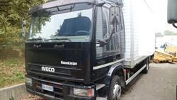 Fiat Iveco truck - Lot 4 (Auction 2289)