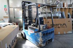 CTC Front wheel drive Forklift - Lot 4 (Auction 2290)