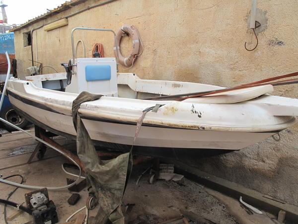 10#2292 Imbarcazione