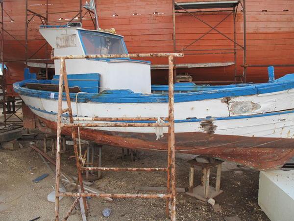 13#2292 Imbarcazione tipo peschereccio