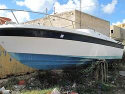 Mercury Pleasure Boat - Lot 14 (Auction 2292)