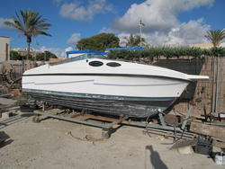 Outboard Boat - Lot 18 (Auction 2292)