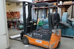 Still Fork lift truck - Lot 247 (Auction 2297)