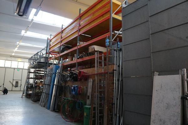 Scaffalature Industriali Modulblok.Scaffalatura Modulblok
