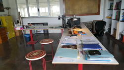 Library  tables and wheelchair - Lot 4 (Auction 2299)