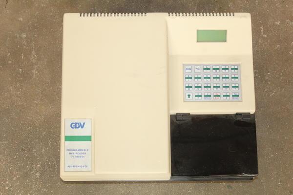 8#2301 Lettore per micropiastre GDV