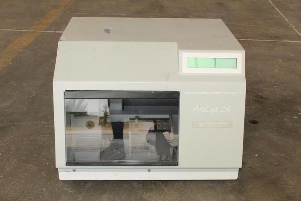 9#2301 Sistema automatico per elettroforesi Seleo