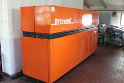 Macchina taglio laser Bystronic e robot Antil - Asta 2305