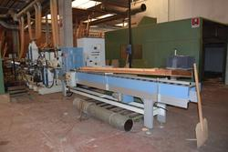 Tecnolegno calibrating and sanding machine - Lot 89 (Auction 2307)