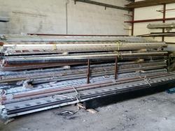Profilati alluminio e troncatrici Fom Industrie - Lotto  (Asta 2310)