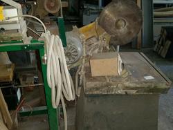 Troncatrice Fom Industrie e fresatrice Tekna - Lotto 33 (Asta 2310)