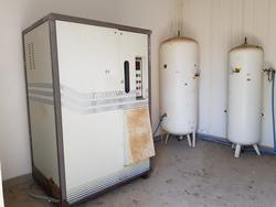 Impianto produzione di azoto Italfilo - Lotto 31 (Asta 2315)