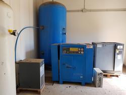 Impianto centralizzato di produzione aria compressa - Lotto 32 (Asta 2315)