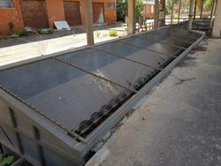 Stainless steel Grapes tank - Lot 40 (Auction 2315)