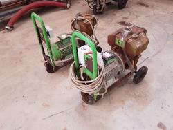 Pompe centrifughe Menacrelli ed Ebara Agitatore e Compressore Balma - Lotto 61 (Asta 2315)