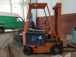 Lugli EL 15 48 forklift truck - Lot 74 (Auction 2315)
