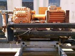 Cingano scrapped refrigeration unit - Lot 91 (Auction 2315)
