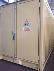 Modulo per contenimento cabine di trasformazione - Lot 1 (Auction 2316)