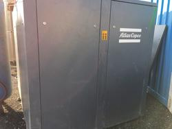 Atlas Copco Electric Compressor - Lot 23 (Auction 2316)