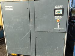 Atlas Copco Electric Compressor - Lot 25 (Auction 2316)