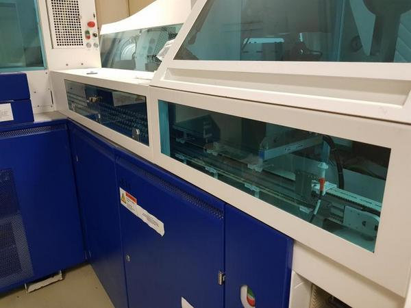 12#2317 Automatic Bd RomSingle Layer Manufacturing System