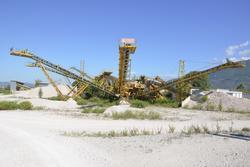 Impianti e macchinari da cava - Lotto 1 (Asta 2319)