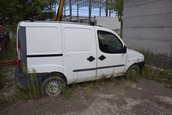 Truck Fiat Dobl   - Lot 2 (Auction 2320)