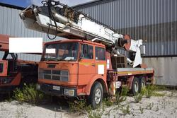Aerial platform - Lot 3 (Auction 2320)