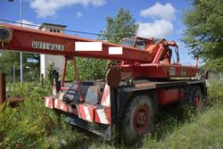 Gottwald crane vehicles 16 tons  - Lot 4 (Auction 2320)