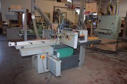 Casolin F90L tenoning machine  - Lot 10 (Auction 2326)