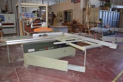 SCM SI 16 WA squaring machine - Lote 2 (Subasta 2326)
