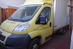 Peugeot truck - Lot 20 (Auction 2326)