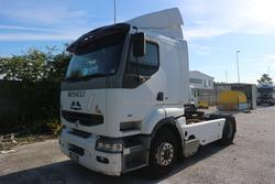 Semi trailer tractor RenaulT 400 ADR - Lot 10 (Auction 2331)