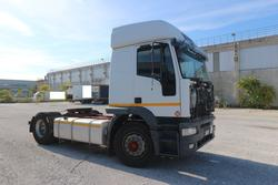 Tractor unit Semi trailer Iveco Magirus 440E43 - Lot 11 (Auction 2331)