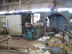 Macchina stampaggio Caccia Engineering e stock di vasi - Lotto  (Asta 2332)