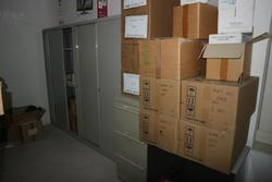 Bicycle wardrobes and office furniture - Lot 13 (Auction 2335)