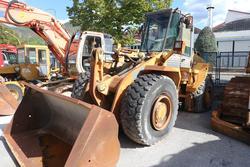 Case 621B wheel loader - Lot 21 (Auction 2335)
