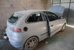 Seat Ibiza car - Lot 29 (Auction 2335)