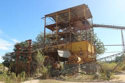 Inert grinding plant - Lot 31 (Auction 2335)