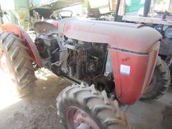 Same wheeled tractor - Lot 10 (Auction 2338)