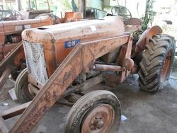 Om Wheeled Tractor - Lot 11 (Auction 2338)