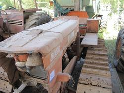 Fiat crawler tractor - Lot 34 (Auction 2338)