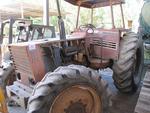Trattore agricolo gommato Fiat - Lotto 38 (Asta 2338)