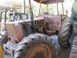 Fiat Farm Tractor - Lot 38 (Auction 2338)