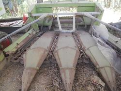 Claas Combine Harvester - Lot 4 (Auction 2338)