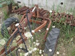 Tiller towed - Lot 41 (Auction 2338)