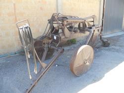 Gherardi Plow - Lot 45 (Auction 2338)