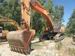 Daewoo Track Excavator - Lot 49 (Auction 2338)