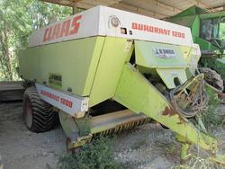 Claas High Duty Press - Lot 5 (Auction 2338)