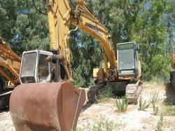 Escavatore cingolato Case - Lotto 50 (Asta 2338)